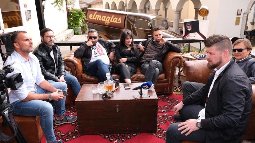 Kastav oduševio filmsku ekipu iz Srbije