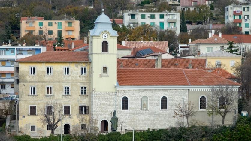 Crkva svetog Nikole u Kraljevici dobila novi krov