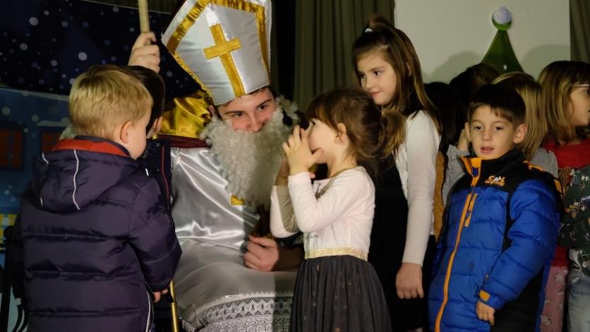 Darovi za čavjansku djecu ove godine stižu na kućni prag