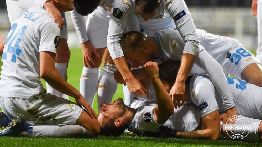 Velika pobjeda Rijeke na oproštaju od Europske lige