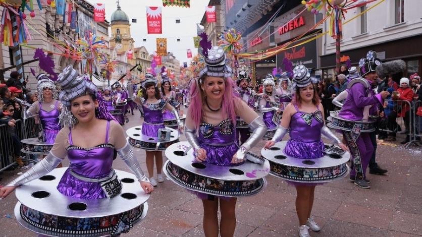 Sve je spremno za virtualno izdanje Riječkog karnevala