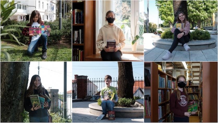 Najmlađi Kostrenjani odabrali najdraže knjige