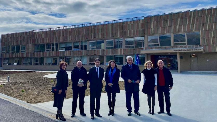 Svečano otvorena škola Jelenje- Dražice