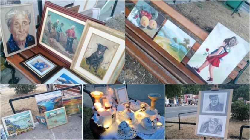 Morska izložba na Bakarcu posvećena Marijani Beljan