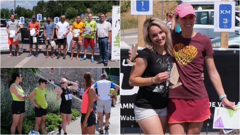 "Oko 150 trkačica i trkača uživalo u ""zelenoj"" Kostreni"