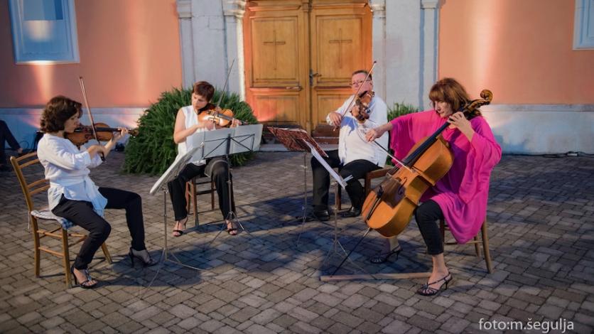 Gudački kvartet Rucner oduševio bakarsku publiku