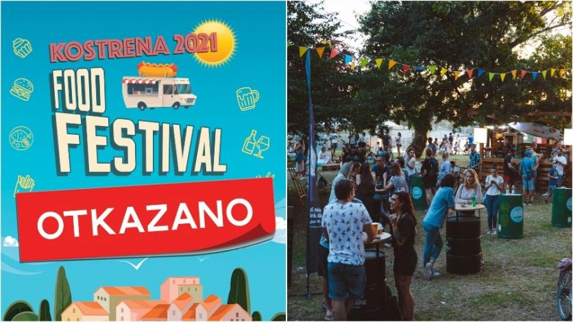 Otkazana Kostrenska noć i Kostrena Food Truck Festival