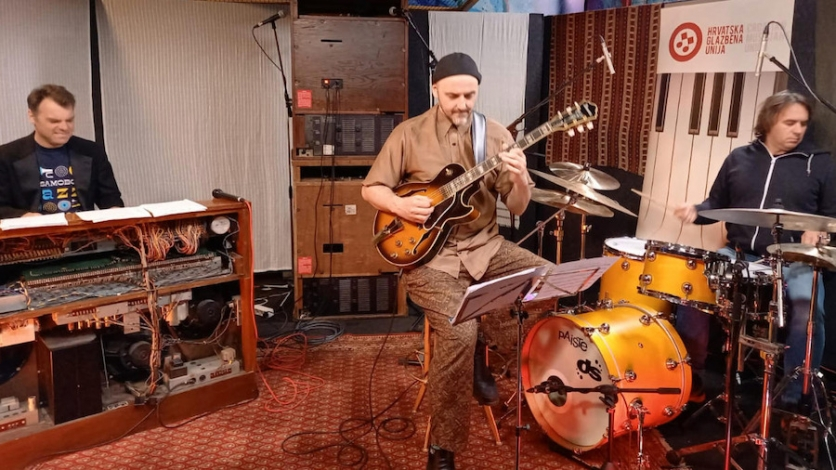 Joe Kaplowitz trio na kastavskoj Fortici