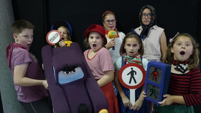 Glumački ljetni kamp Max teatra održava se u Kostreni