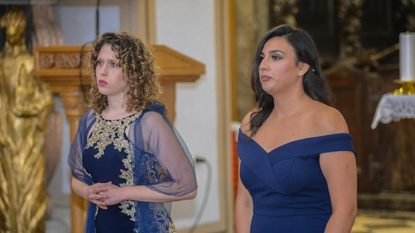 Glazba odjekivala kastavskom crkvom sv. Jelene Križarice