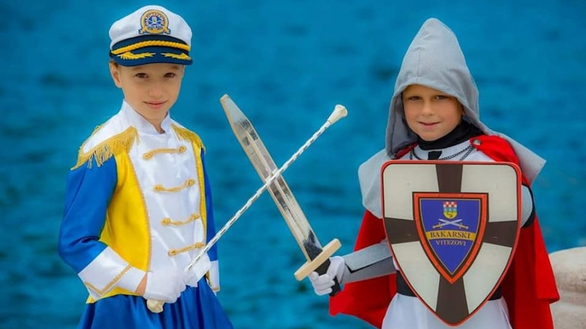 Kraljevski plesovi i vitezovi oživljavaju povijest u Bakru