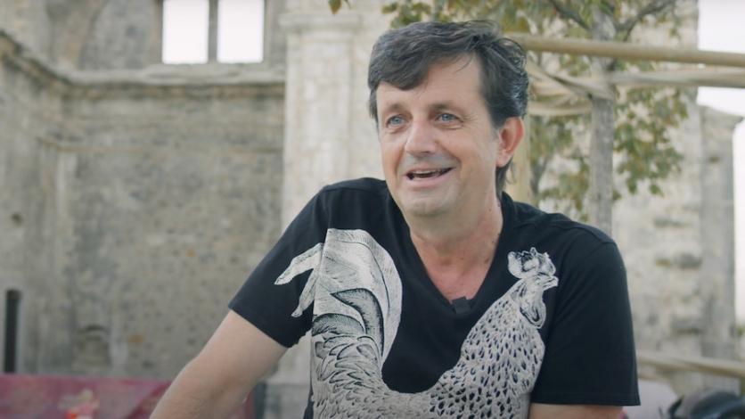 Kastavac kolovoza je nagrađivani kantautor Igor Lesica