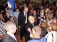 Predsjednica iz Dražica: 'Lipo j' doć doma'