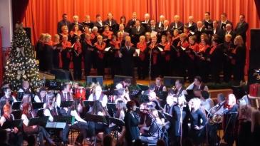 Božićni koncert hreljinskog stogodišnjaka