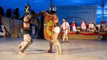 Spektakularne borbe gladijatora u Crikvenici