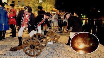 Tisuće posjetitelja uživale u mletačkom napadu na Bakar