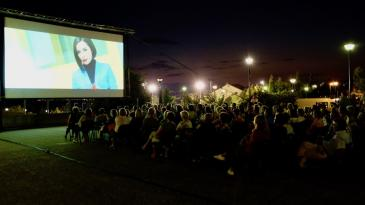 Kino na otvorenom razveselilo Kostrenjane