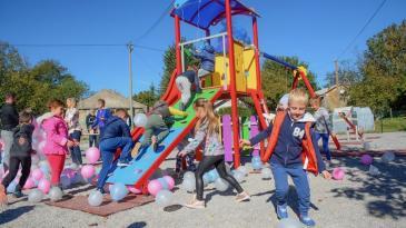 Mališani dobili novo mjesto za igru i druženje