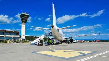 Zračna luka Rijeka ostvarila rekordan broj putnika