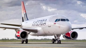 Air Serbia dolazi u Zračnu luku Rijeka