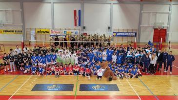 5. Grobnik Volleyball u Mavrincima okupio 150 odbojkaša