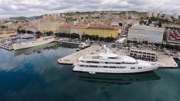 Rijeka izvrsnim turističkim rezultatom otvorila 2019.