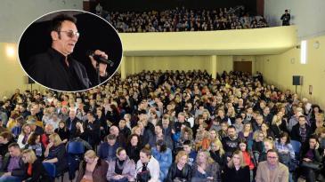 """Đurologija"" oduševila rasprodani Dom kulture Čavle"