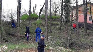 Vrijedni Čavjani očistili svoju općinu