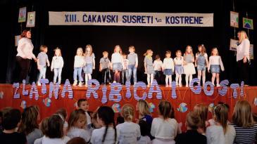 Pjesmom i plesom vrtićarci predstavili svoj kantunić svita