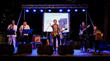 Ljetni blues spektakl u čast Philadelphia Jerrya Ricksa