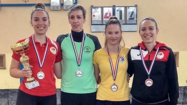 Naše boćarice sjajne na državnom prvenstvu u Istri