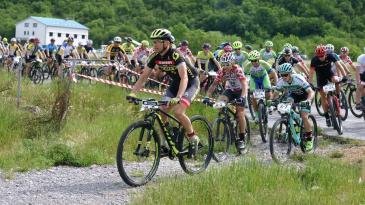"""Više od stotinu biciklista uživalo u """"Grobničkim Alpama"""""""