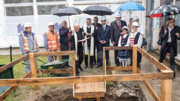 Počela obnova i dogradnja OŠ Jelenje- Dražice