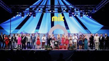 Predstavljeni gradovi domaćini, skladbe i izvođači MIK- a