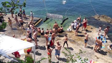 Održan 10. Kostrenski plivački maraton