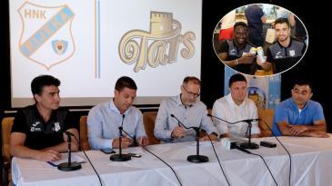 Riječani će pobjedama nazdravljati Tars HNK Rijeka pivom