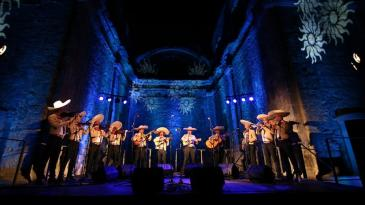 Los Caballerosi u Kastav donijeli dašak dalekog Meksika