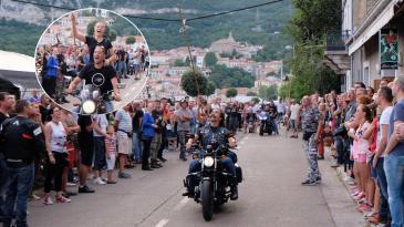 """Bikerice i bikeri velikog srca """"u sridu"""" za Forticu"""