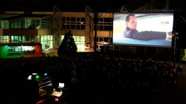 Kostrensko kino na otvorenom oduševilo gledatelje