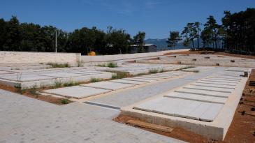 Prošireno cerničko groblje prošlo tehnički pregled