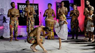 Borilačko plesna vještina oduševila najmlađe u Bakru