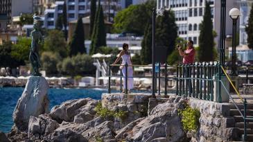 Odlična popounjenost obilježila turistički kolovoz u Opatiji