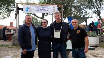 Branitelji, Grad Bakar i PGŽ pomogli riječki hospicij