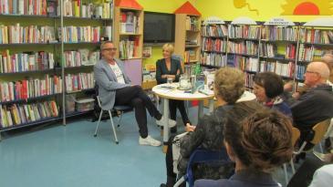 Književni susret i izložba za Mjesec hrvatske knjige