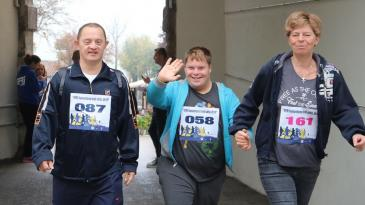 180 sudionika trčalo Kastvom za sindrom Down