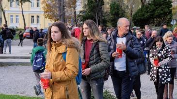 Bakarski učenici obilježili Dan sjećanja na žrtvu Vukovara