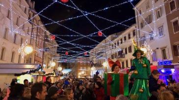 Započeo najčarobniji Advent na Kvarneru- Rijeka Advent