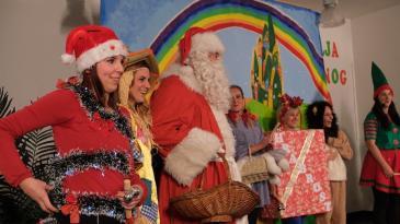 """Tete iz vrtića """"Orepčići"""" djeci poklonile božićnu predstavu"""