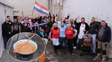 Kraljevičko natjecanje u kuhanju gulaša u čast sv. Mikuli