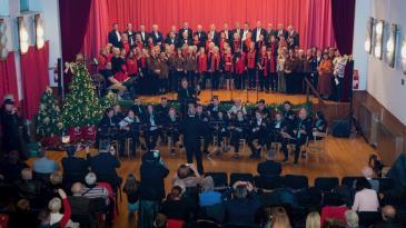 Klapska i zborska pjesma uoči Božića odjekivale Hreljinom